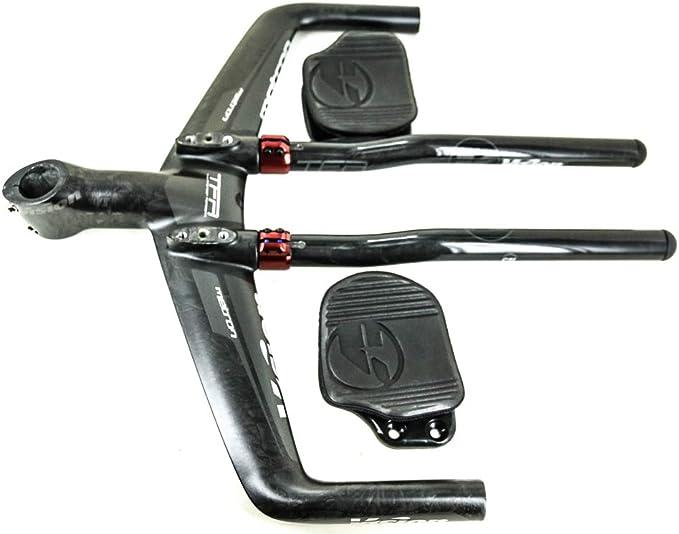 6 degrés 138 Vision Metron Carbon Road//TRI Bike Stem 31.8 X