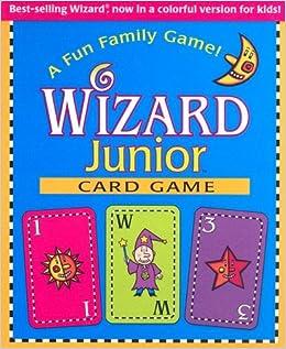 Wizard Junior Card Game
