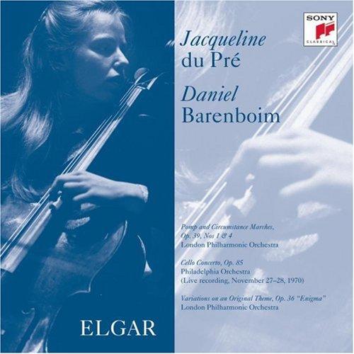 Elgar: Cello Concerto; Enigma Variations; Pomp & Circumstance