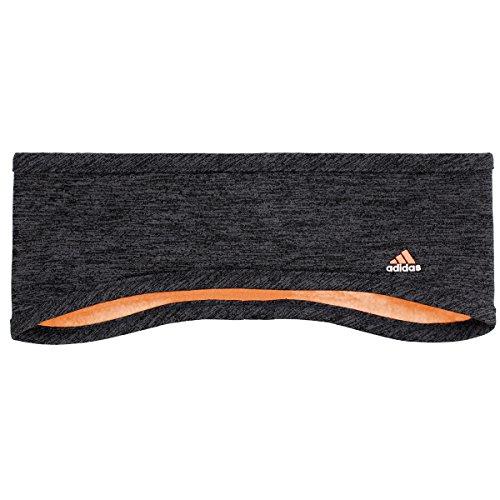 adidas Women's Powder Headband, Black/Deepest Space/Sun G...