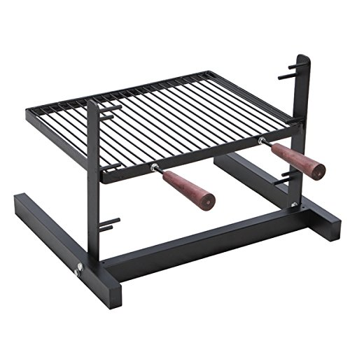 Rome's 130 Adjustable Surface Cooking Grate, 20-Inch x 15-Inch