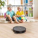 """Robot Vacuum, Bagotte 2.7"""" Super-Thin"""