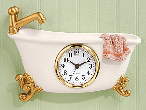 Top 10 Best Clocks For Bathroom Wall Best Of 2018
