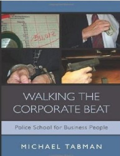 Walking the Corporate Beat: Police School for Business People - Business People Walking