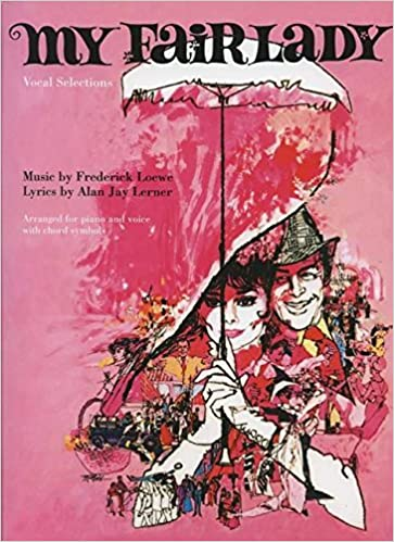 Book My Fair Lady (Movie Vocal Selections)