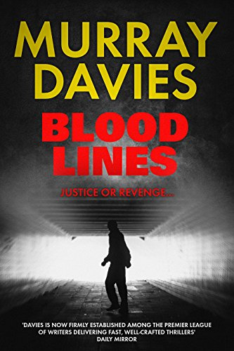 Blood Lines Kindle Edition By Murray Davies Mystery Thriller