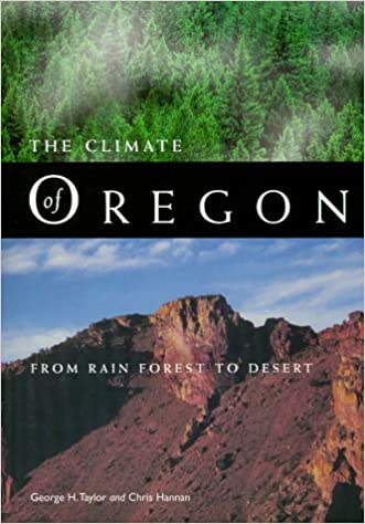 Book The Climate of Oregon: From Rain Forest to Desert
