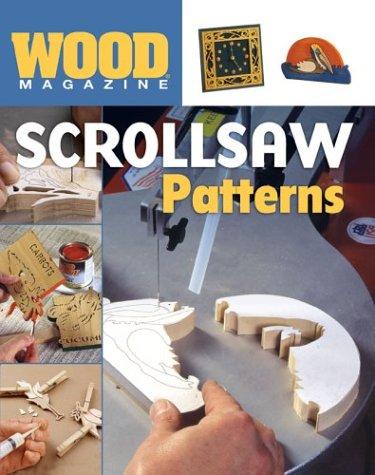 Wood® Magazine: Scrollsaw Patterns (Wood Magazine) ()