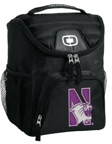 Broad Bay Northwestern University Lunch Bag Our Best Northwestern Wildcats Lunch Cooler Style (Wildcats Lunch Northwestern)