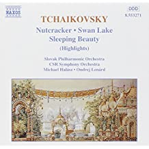 Nutcracker Swan Lake & Sleeping Beauty Highlights