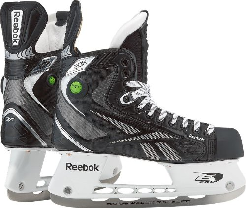 1e67c297a53 Amazon.com   Reebok 20K Pump Senior Ice Hockey Skates
