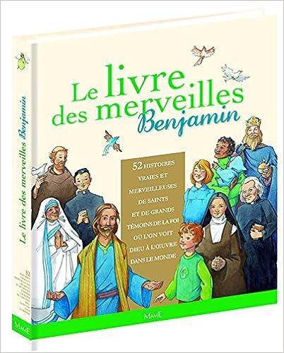 Livre Le livre des merveilles Benjamin epub, pdf