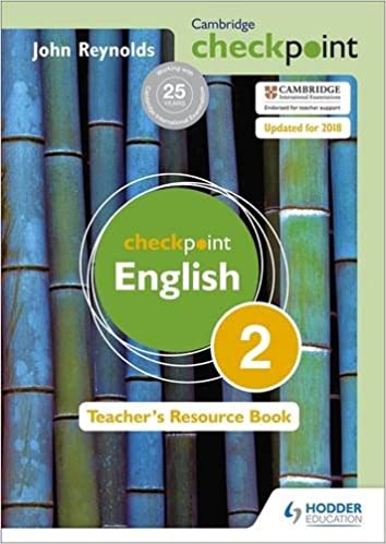 Amazon.com: Cambridge Checkpoint English Teacher's Resource Book 2 ...
