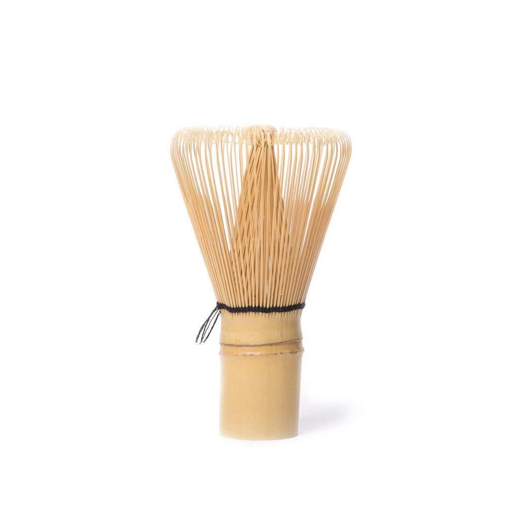 Japanese Bamboo Whisk (Chasen) for Traditional Matcha Tea Preparation by Naoki Matcha