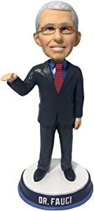 The Original Dr. Fauci Dr. Anthony Fauci Limited Edition Bobblehead - Red Tie Edition