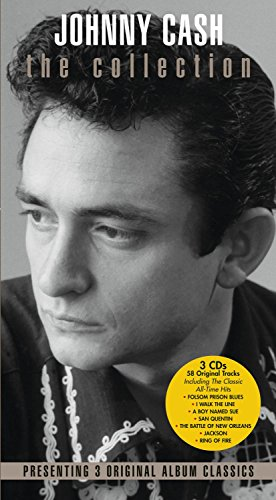 Johnny Cash - Johnny Cash The Collection: Folsom Prison / San Quentin / America - Zortam Music