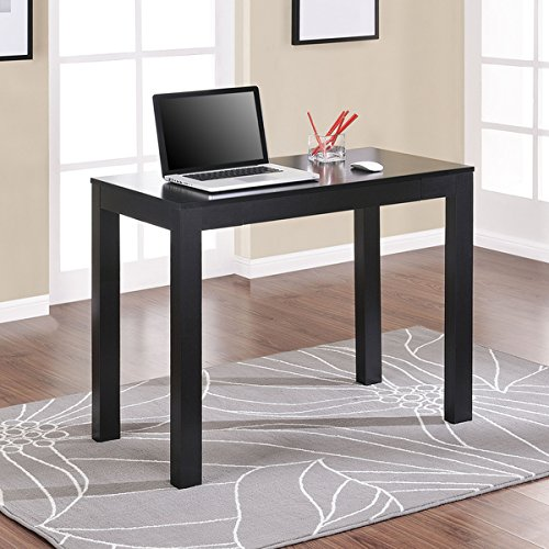 Ameriwood Home Parsons Black Writing Desk by Ameriwood Home