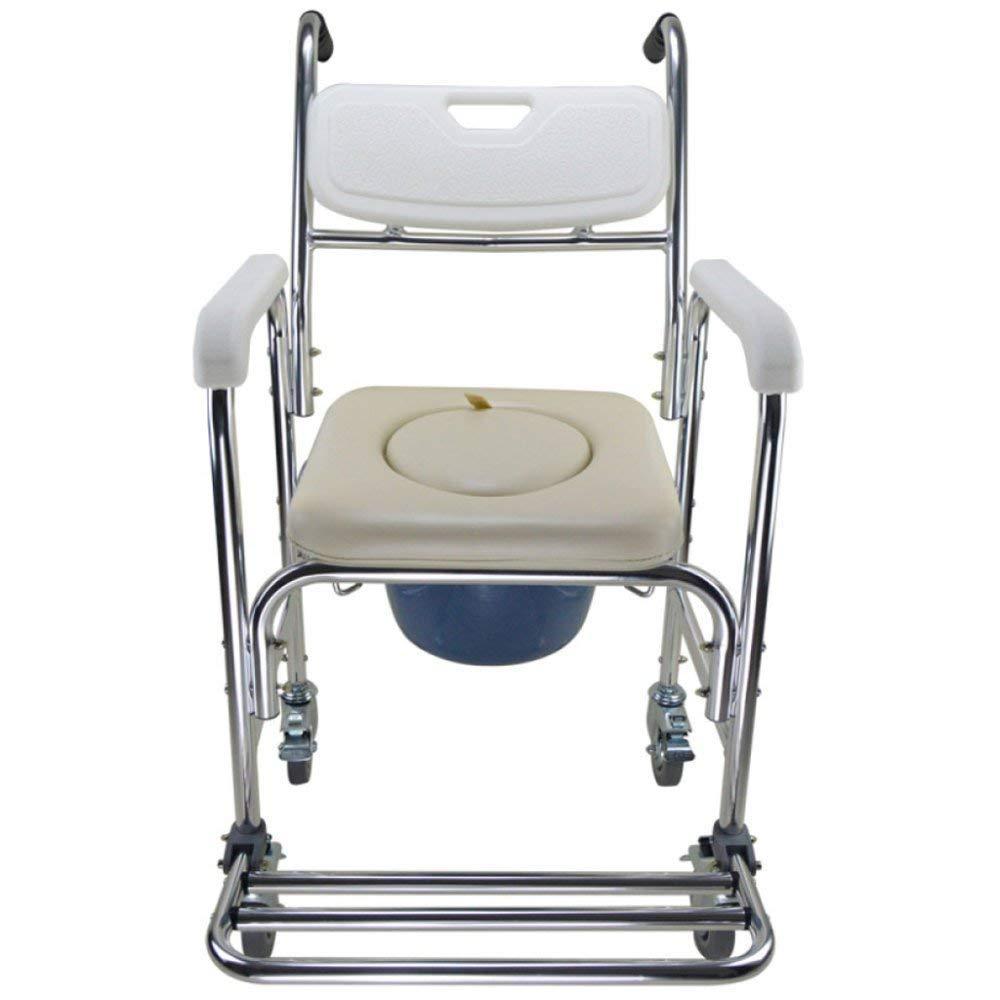 Amazon.com: Oli Bathroom Stool Bath Chair Toilet Seat ...