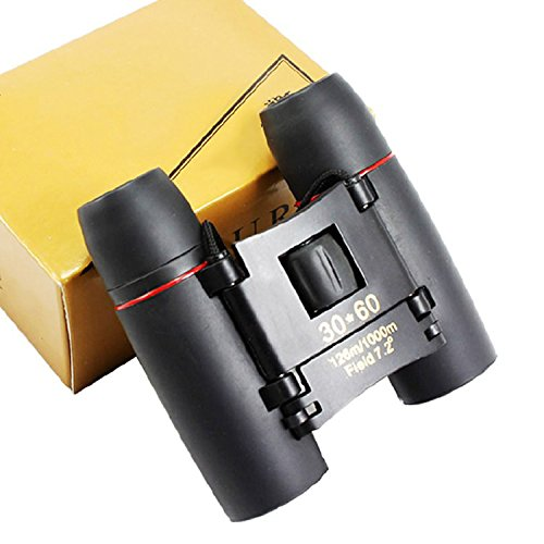 YU High-Power Monocular Telescope Non-Infrared Night Vision Concert 10 Times Armor Glasses Adult,Black