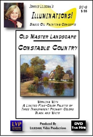 Constable Country: Old Master Landscape by Liliedahl Fine Art Studio