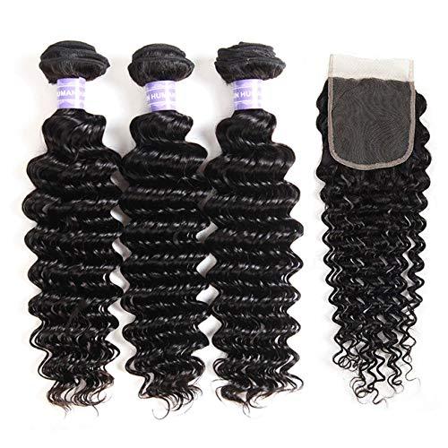 cheap brazilian hair 3 bundles - 4