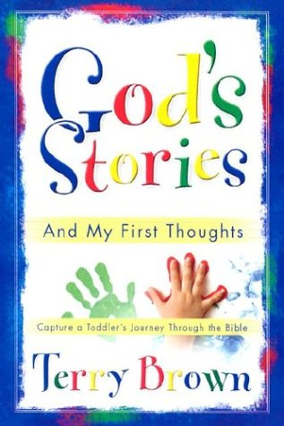 Read Online God's Stories: And My First Thoughts pdf epub