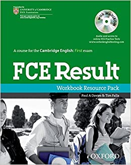 FCE Result Workbook Without Key Resource Pack