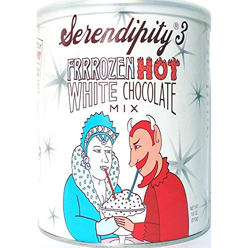 Serendipity 3 Frrrozen Hot White Chocolate (18 OZ)