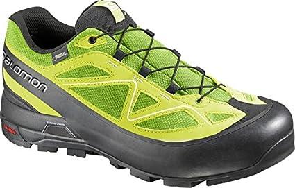 Salomon Zapatillas X Alp Gtx Gore-Tex Granny Green/gecko green/black Size