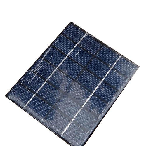 Zimo DIY Solar Small Cell Charger, Solar Panel Poly Module 6V 2W 300mA Zimo®