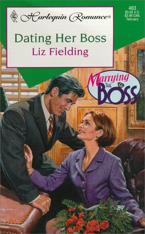 book cover of Dating Her Boss