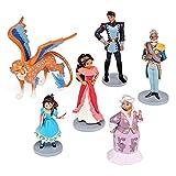 Disney Collection Princess Elena of Avalor 6 Piece Figurine Playset Figure Play Set With Skylar
