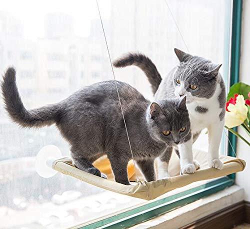 heated cat window perch - 7