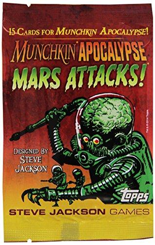 Steve Jackson Games Munchkin Apocalypse Card Game