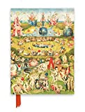 Bosch: The Garden of Earthly Delights (Foiled Journal) (Flame Tree Notebooks)