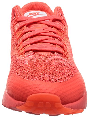 university Laufschuhe Red Air Crimson Weiß Orange Max 45 Ultra EU Herren Bright Flyknit Rot Nike 1 xT1BqW6nSw