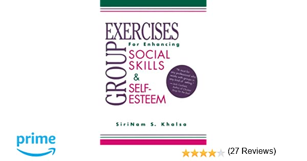 Amazon.com: Group Exercises for Enhancing Social Skills and Self ...