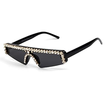 KJWELUQ Gafas de Sol Mujer Ojo de Gato Gafas de Sol ...