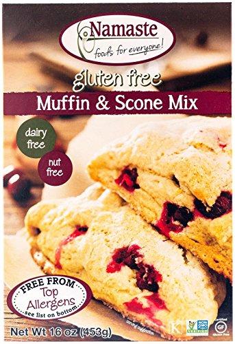 (Namaste Foods Muffin Mix - Muffin & Scone - 16 oz)