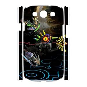 Samsung Galaxy S3 I9300 Phone Case The Legend of Zelda W9F33216