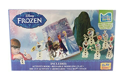 Disney Frozen Clay Buddies Special Edition (Special Clay)
