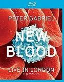 Peter Gabriel: New Blood Live In London [Blu-ray 3D]