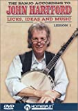 DVD-The Banjo According To John Hartford #1