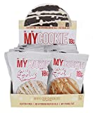 Pro Supps MyCookie Soft Baked Protein Variety Pack w/18g of Protein, No Trans Fat, Gluten Free, 12Ct/Box