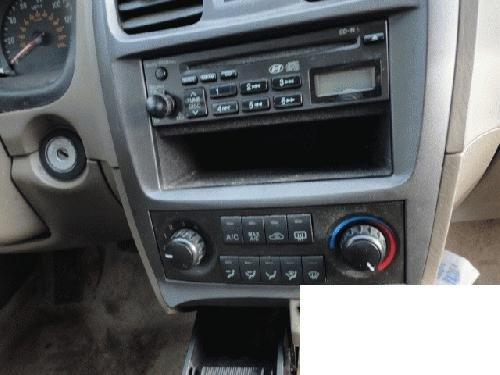 Genuine Hyundai 97250-3D350 Heater Control Assembly
