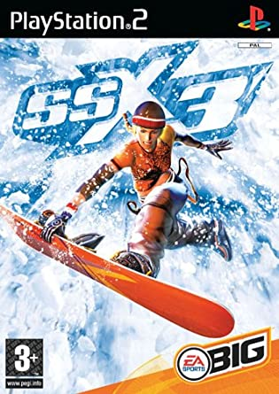 SSX 3 (PS2): Amazon.co.uk: PC ...