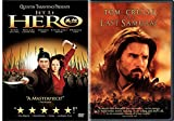 The Last Samurai & Hero Action 2-Movie Bundle
