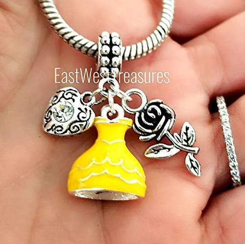 Amazon.com: Belle The Beauty and the Beast inspired ...
