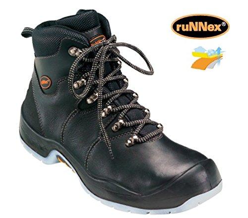 Botas de seguridad RUNNEX 5305 S3, Negro, 5305
