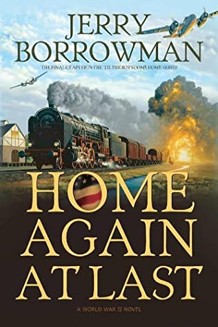 book cover of Home Again at Last